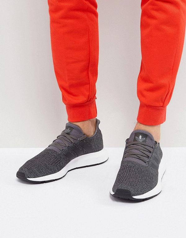 adidas Originals Tubular Doom Sock Primeknit Trainers In Red
