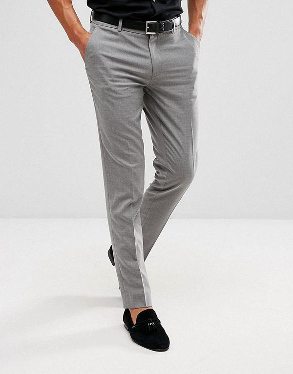 ASOS Skinny Smart Trousers