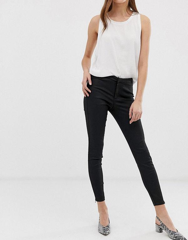 Vero Moda Skinny jeans med hög midja
