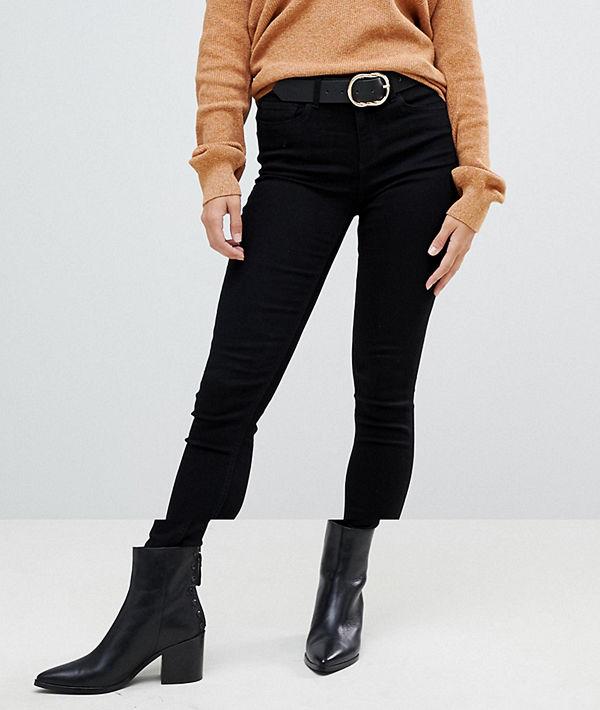 Vila Skinny jeans i denim