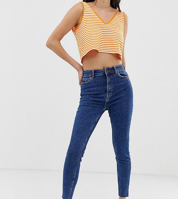 jeans extra hög midja