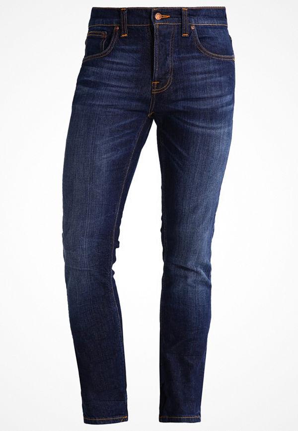 Nudie Jeans GRIM TIM Jeans slim fit blue swede