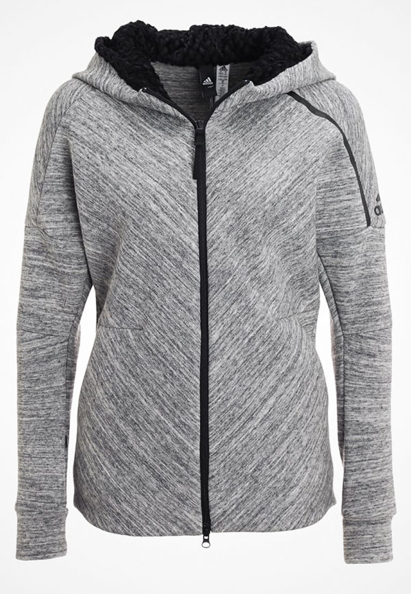 Adidas Performance Z.N.E. TRAVEL Sweatshirt storm heather