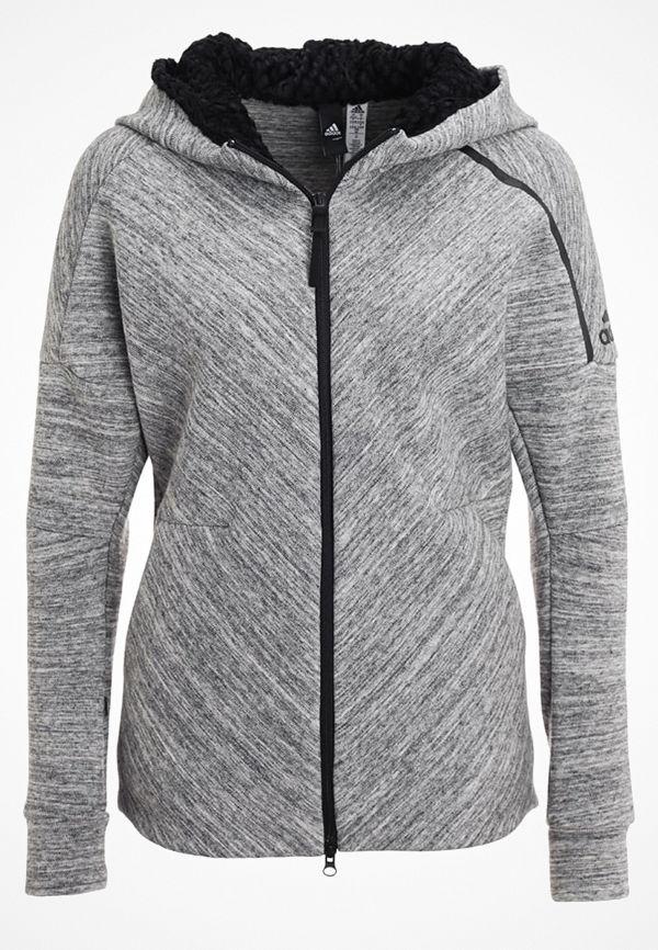 Adidas Performance Z.N.E. TRAVEL Sweatshirt storm heather
