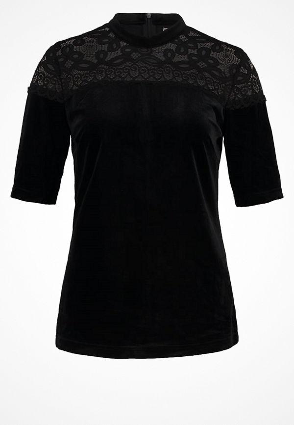 Culture DENISE Tshirt med tryck black