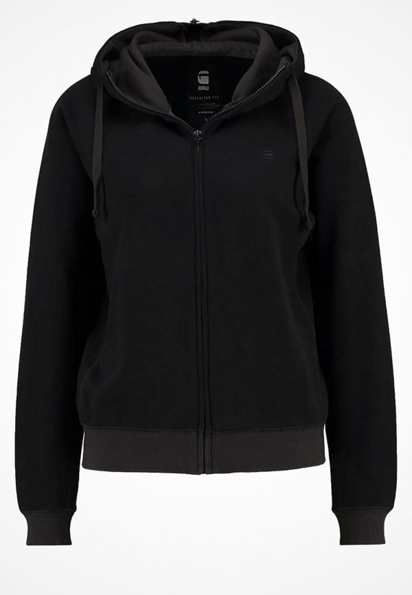 G-Star GStar USTRA CROPPED HDD VEST BOYFRIEND FIT Sweatshirt black