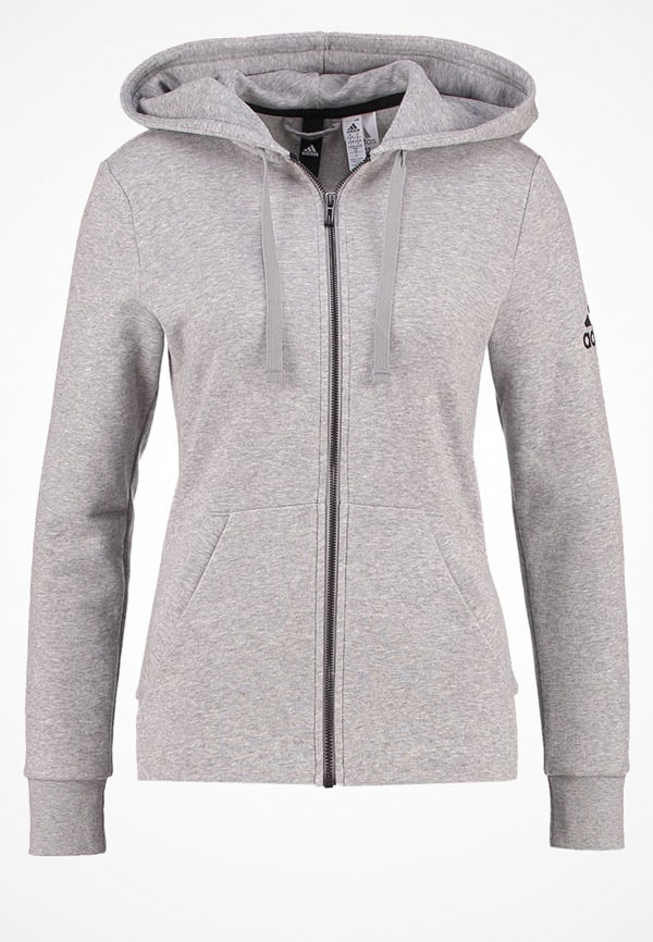 Adidas Performance Sweatshirt medium grey heather