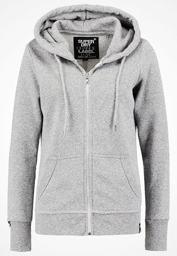 Superdry LUXE EDITION Sweatshirt grey slate