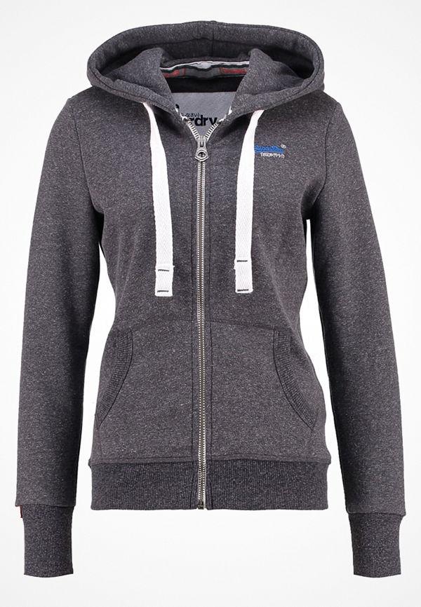 Superdry ORANGE LABEL Sweatshirt snowy charcoal