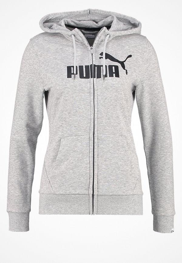 Puma Sweatshirt light gray heather