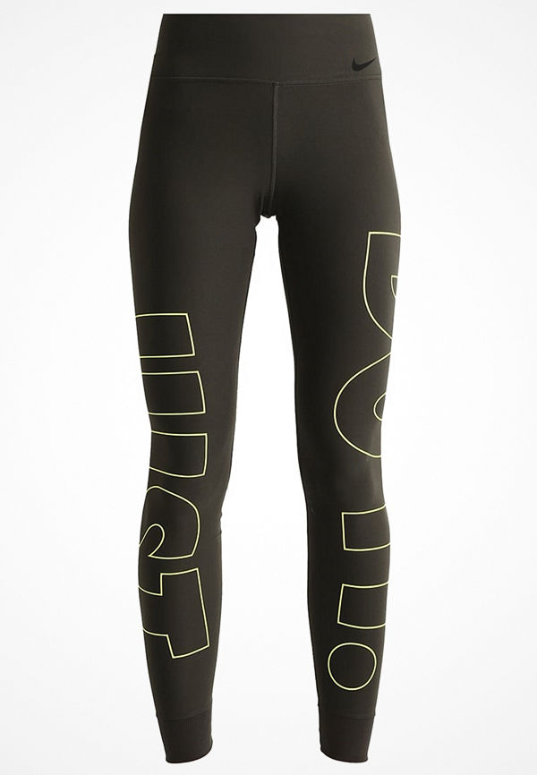 Nike Performance LEGEND Tights sequoia/volt
