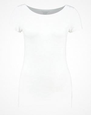 Majestic Tshirt bas blanc