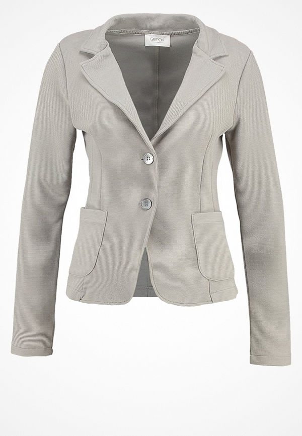 Cartoon Blazer pastel grey