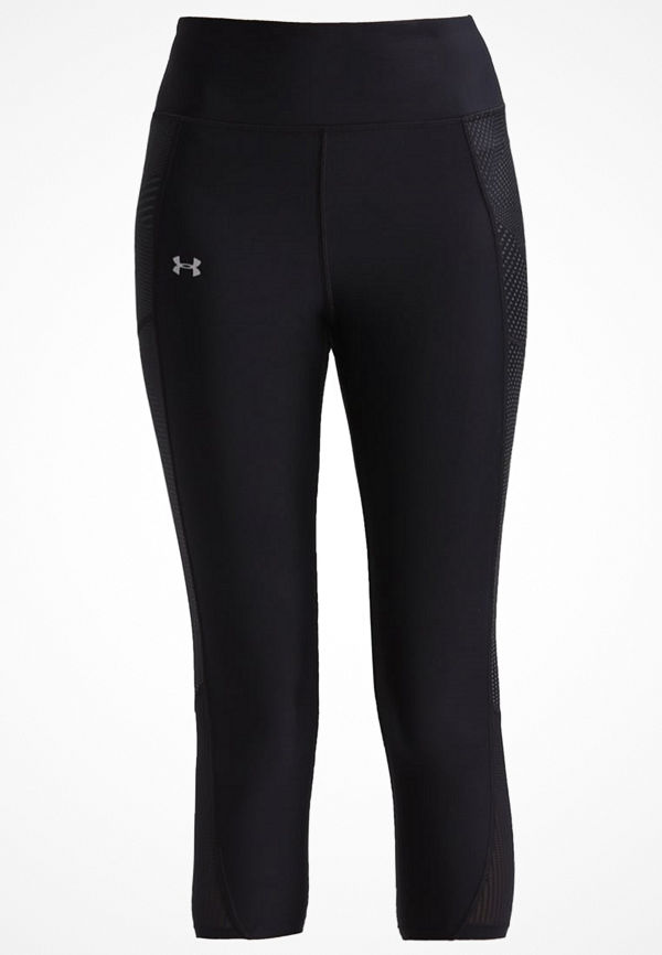 Under Armour FLY BY Tights black/metallic silver/reflective