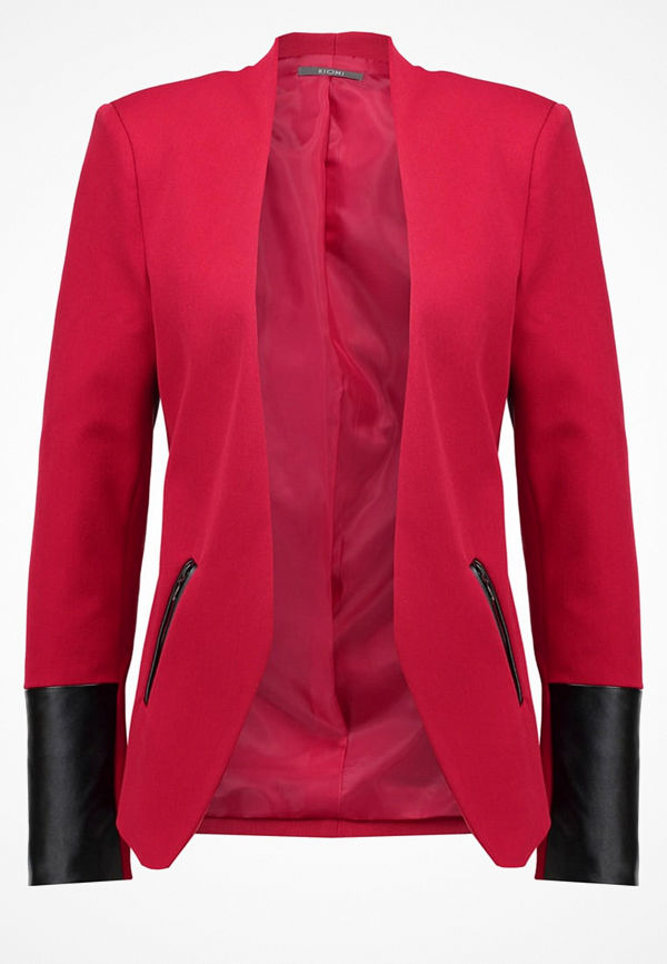 KIOMI Blazer dark red