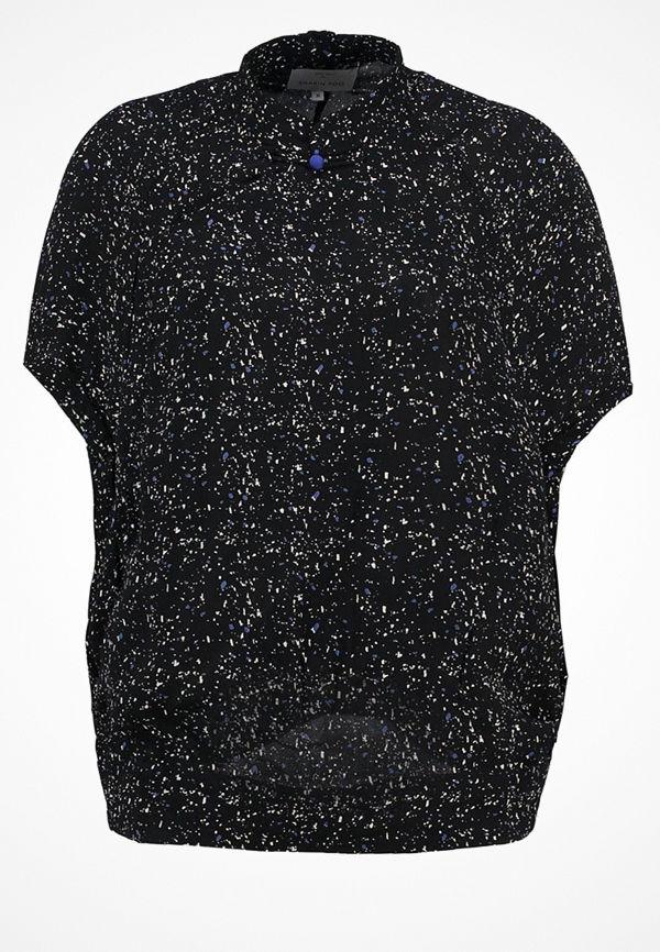 Noa Noa Tshirt med tryck black