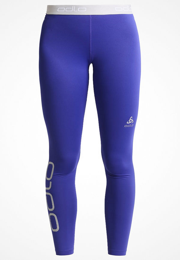ODLO SLIQ 2.0 Tights spectrum blue /platinum grey
