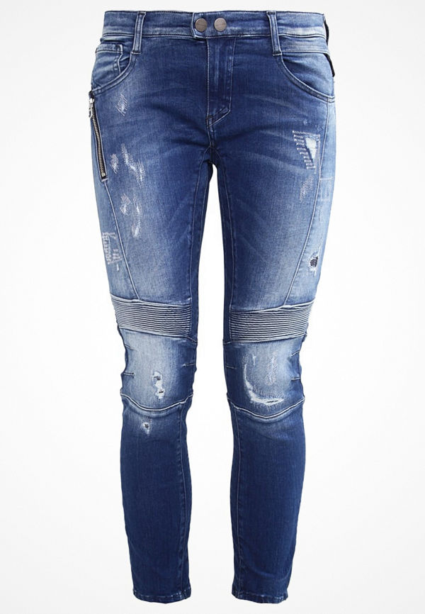 Replay Jeans slim fit darkblue denim