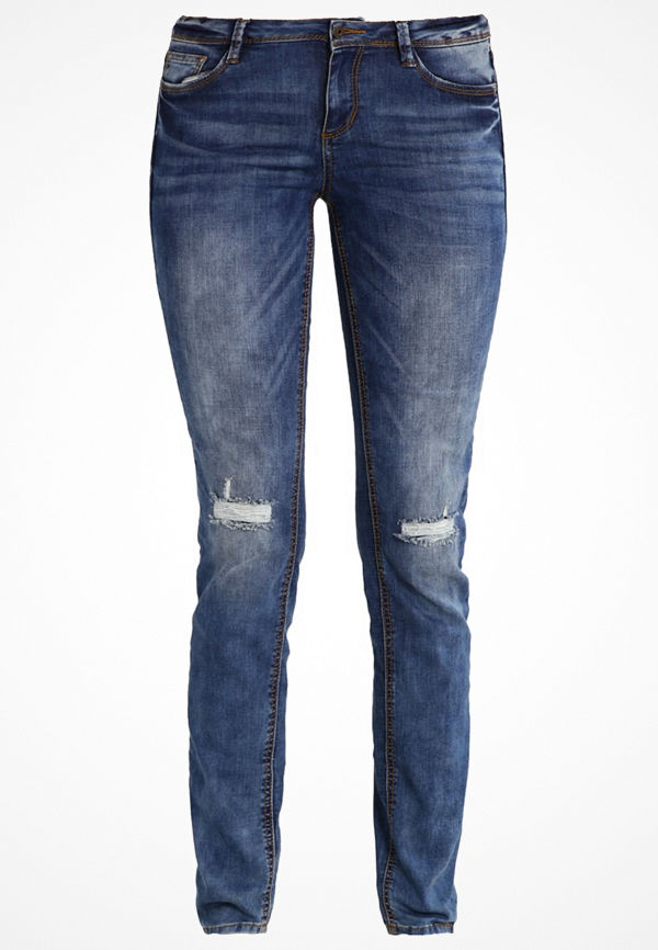 Tom Tailor Denim NOVA Jeans slim fit mid stone wash