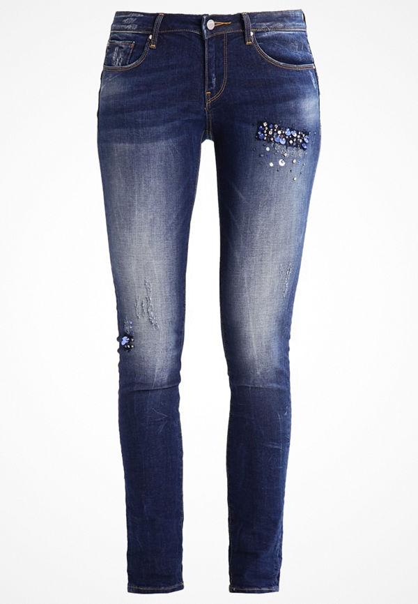 Fracomina Jeans slim fit wrinklestone