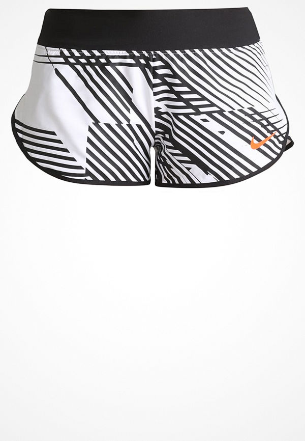 Nike Performance ACE  Träningsshorts white/hyper orange