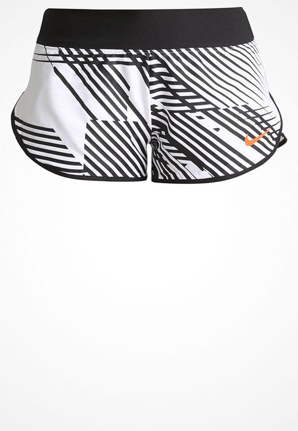 Nike Performance ACE  Träningsshorts white/hyper orange