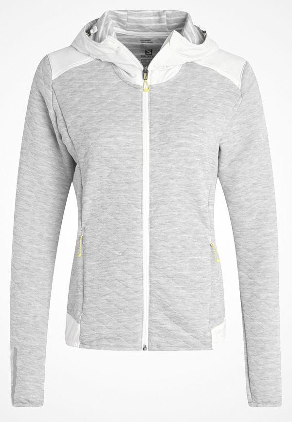 Salomon ELEVATE Sweatshirt white
