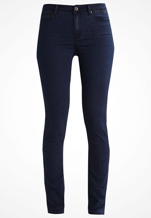 Kaffe Jeans slim fit dark blue denim