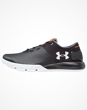 Under Armour CHARGED ULTIMATE TR 2.0 Aerobics & gympaskor black/white