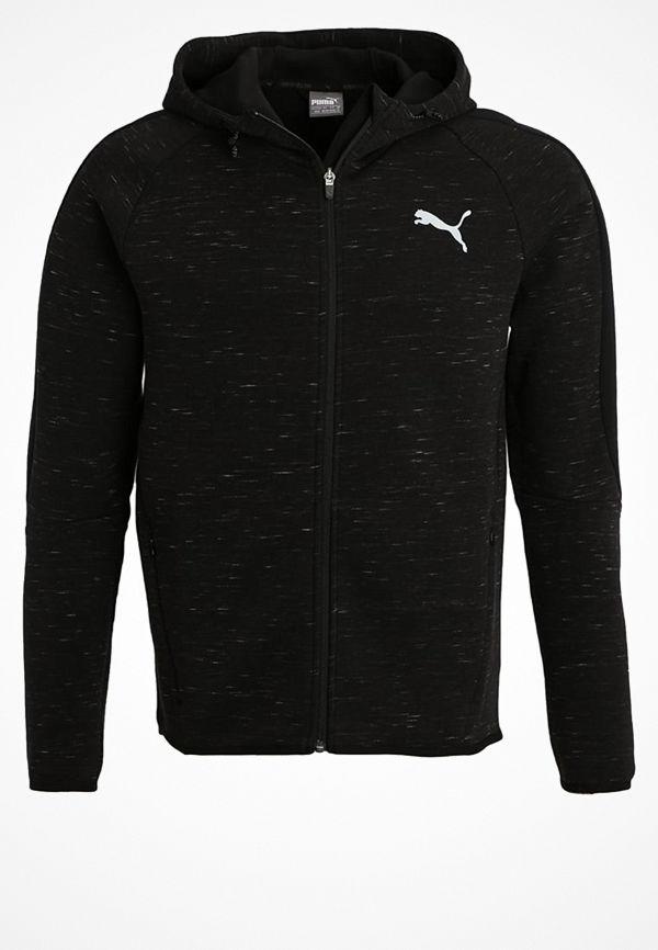 Puma EVOSTRIPE SPACE Sweatshirt black heather