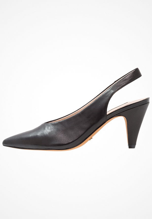 Topshop B&B JETSET V CUT  Pumps black