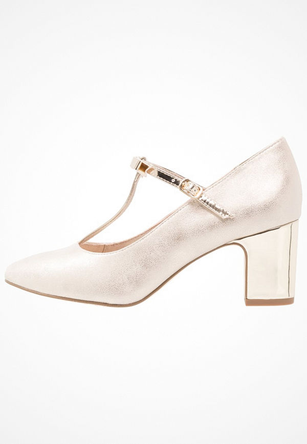 Tamaris Pumps light gold/metallic