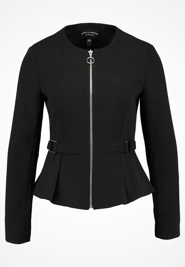 Dorothy Perkins REPEAT ON BUCKLES  Blazer black