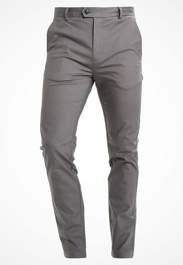 Burton Menswear London SKINNY Chinos grey