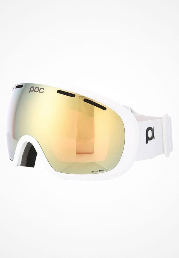 POC FOVEA CLARITY Skidglasögon hydrogen white/spektris gold