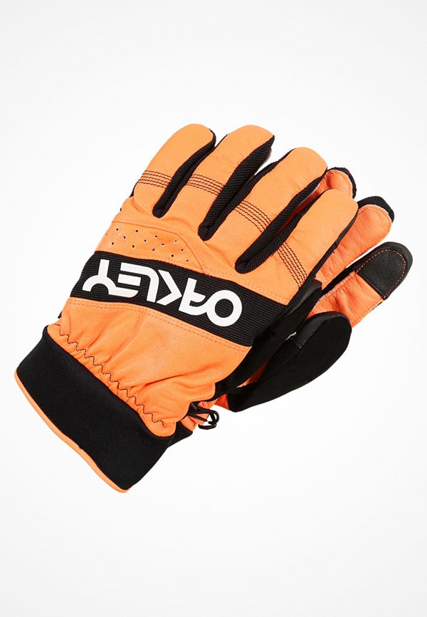 Oakley FACTORY WINTER GLOVE  Fingervantar neon orange