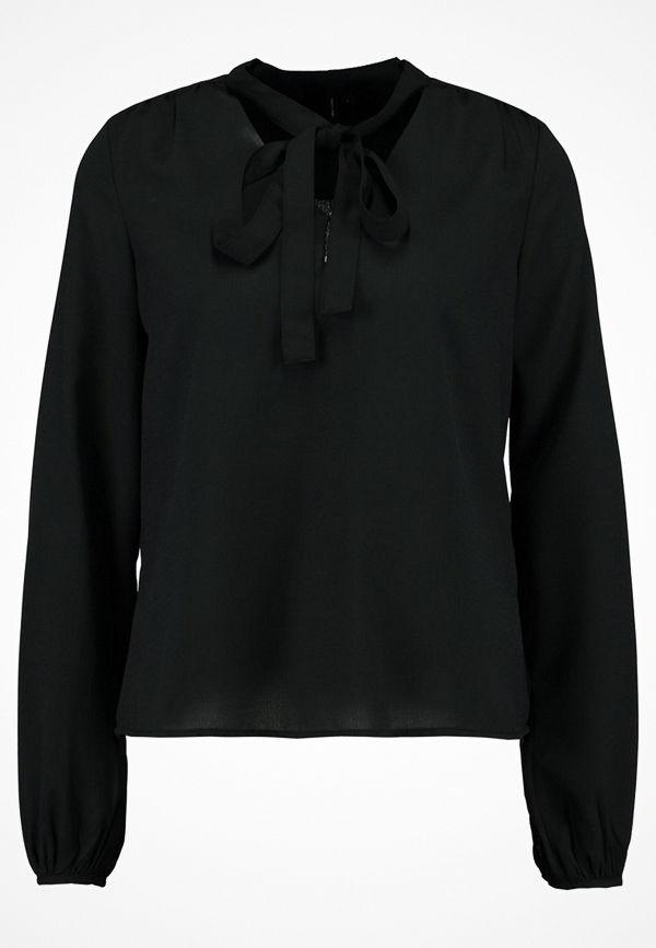 Vero Moda VMNOLA TIE  Blus black