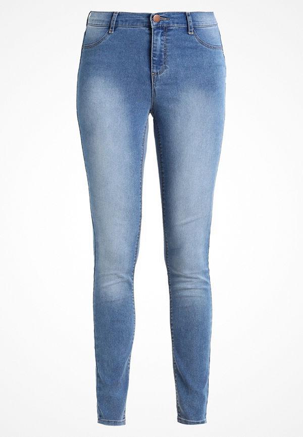 Dorothy Perkins FRANKIE Jeans slim fit midwash blue