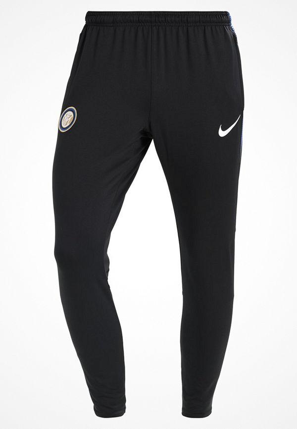 Nike Performance INTER MAILAND DRY PANT  Klubbkläder black/royal blue/white