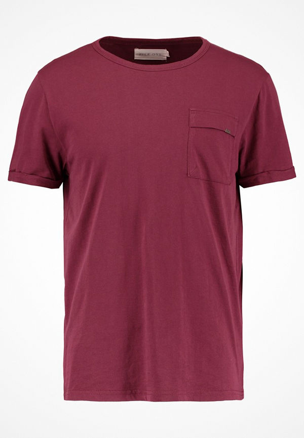 Pier One Tshirt bas bordeaux