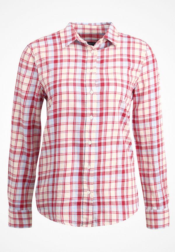 Gant LYXURY  Skjorta mahogny red