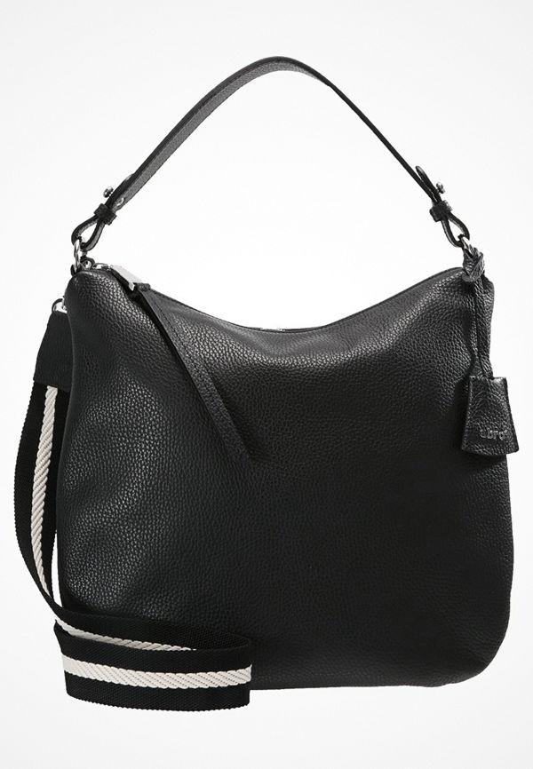 Abro Handväska black/nickel