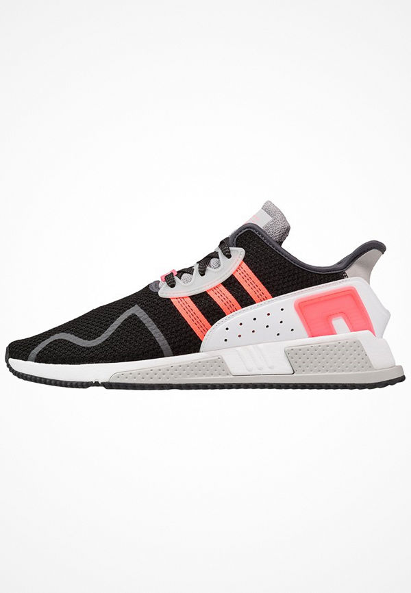 Adidas Originals EQT CUSHION ADV Sneakers core black/sub green/footwear white