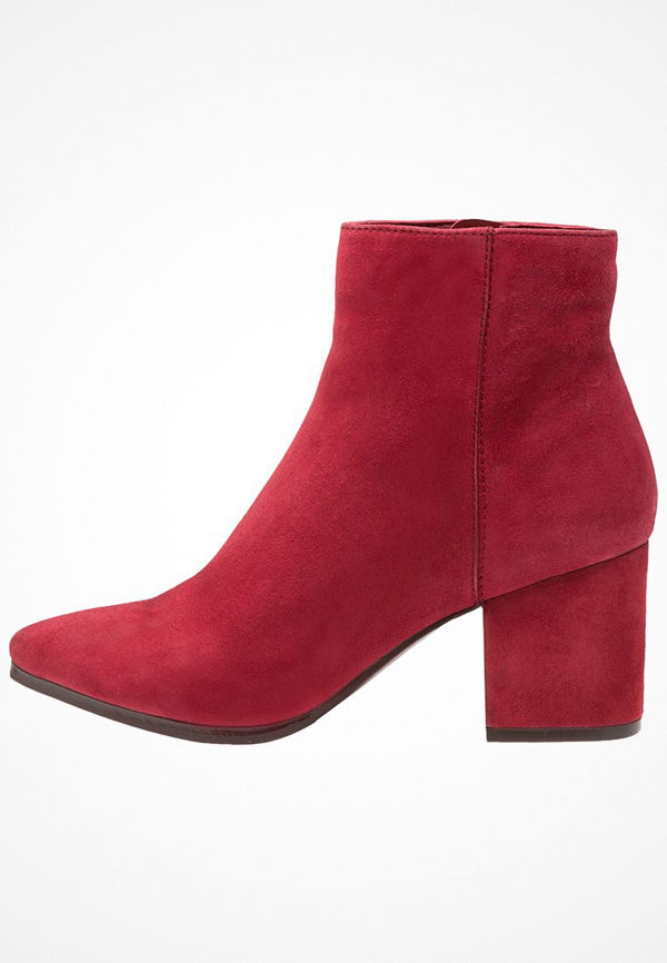 Aldo FRALISSI Ankelboots red miscellaneous
