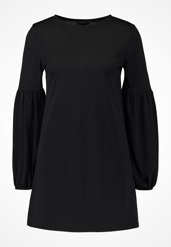New Look BALLOON SLEEVE Jerseyklänning black
