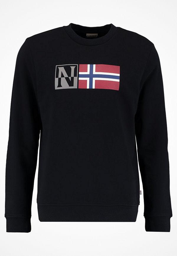 Napapijri BENOS CREW Sweatshirt black
