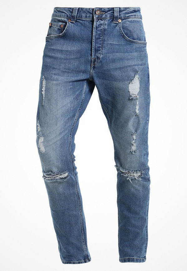 Only & Sons ONSCARROT Jeans Skinny Fit medium blue denim
