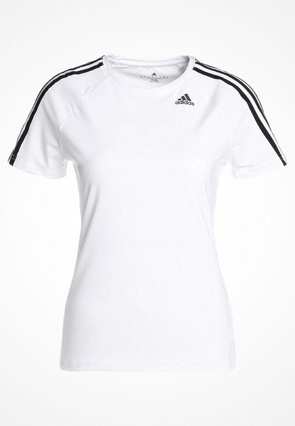 Adidas Performance TEE Tshirt med tryck cacaca