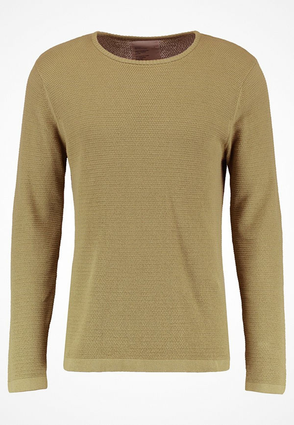 RVLT Stickad tröja green