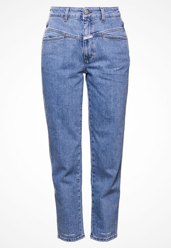 Closed PEDAL PUSHER Jeans relaxed fit bright blue